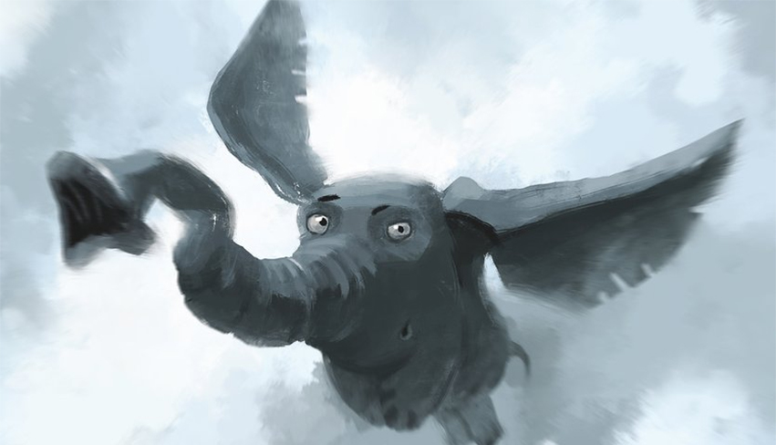 flying-elephant